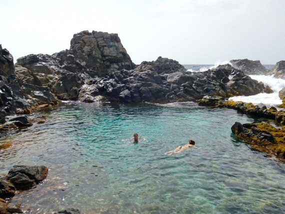 isola di aruba