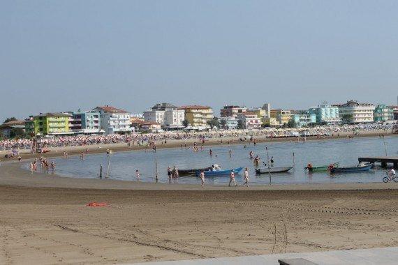 Spiaggia di Levante, Caorle