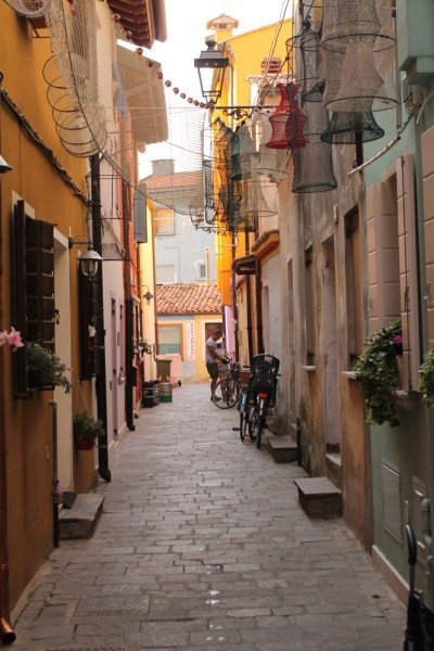 via caorle, venezia