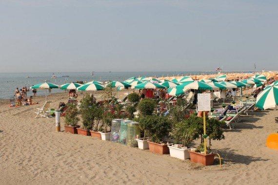 Spiaggia di Ponente, Caorle