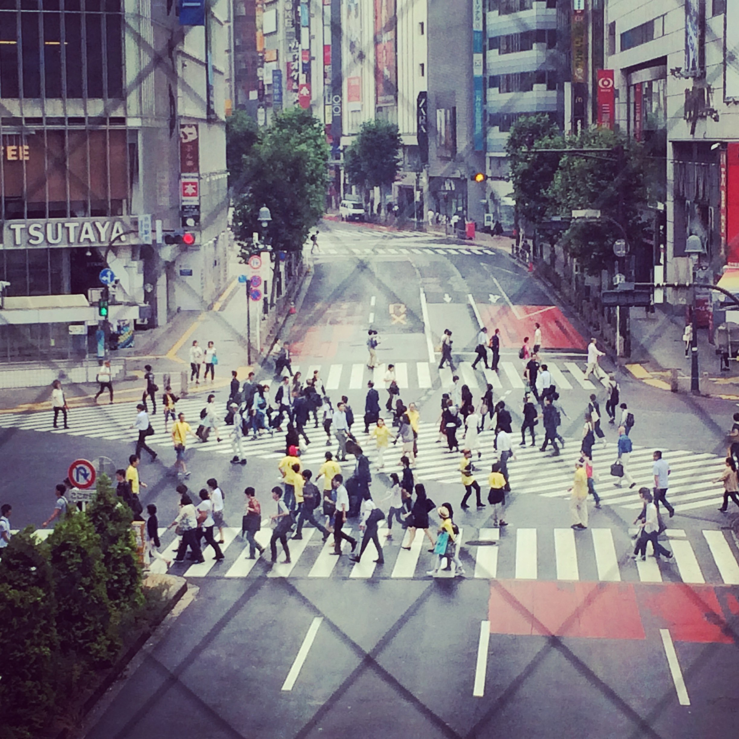 Tokyo andata e ritorno