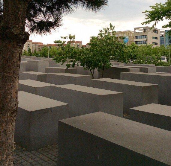 weekend a Berlino Denkmal für die ermordeten Juden Europas