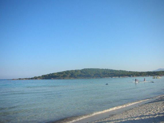 sardegna le spiagge più belle: Cala Brandinchi