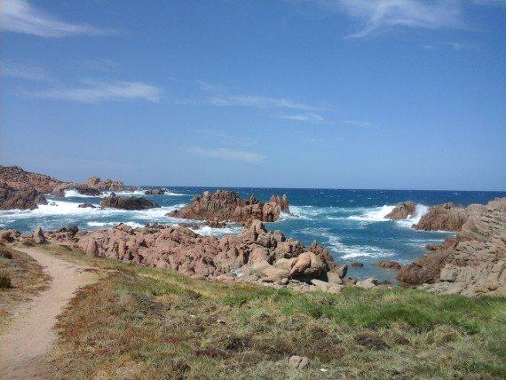 sardegna le spiagge più belle: Cala Sarraina