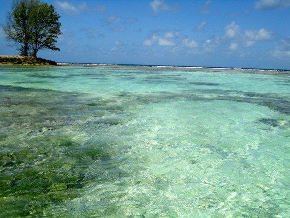 in vacanza a La Digue Seychelles