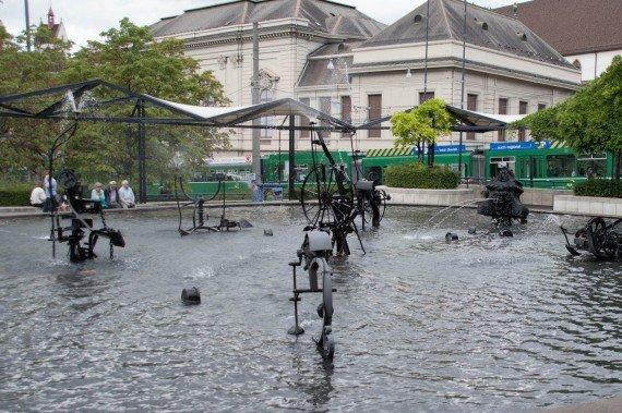 Fontana di Carnevale