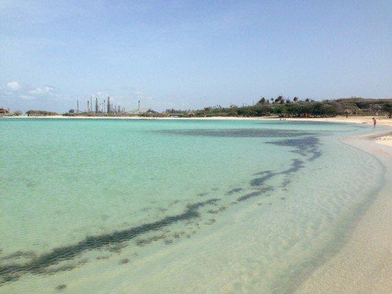 le spiagge più belle di aruba, caraibi