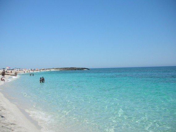 sardegna le spiagge più belle: Is Aruttas