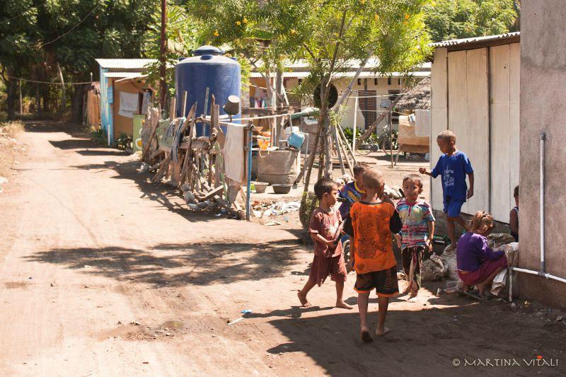 Isole Gili-bambini
