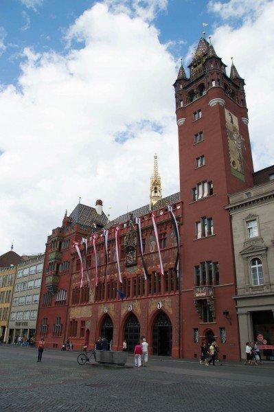 Rathaus Basilea