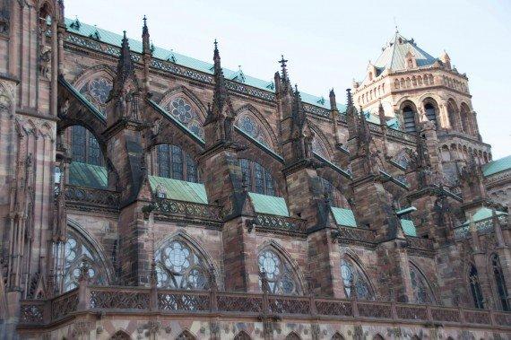 Strasburgo Cattedrale