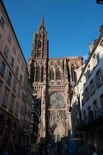 Strasburgo Cattedrale2
