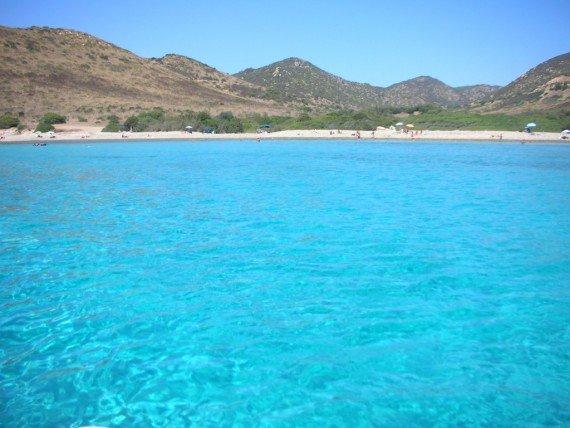 sardegna le spiagge più belle: punta molentis