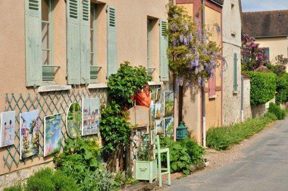 giverny la casa di monet, francia shutterstock_165050393
