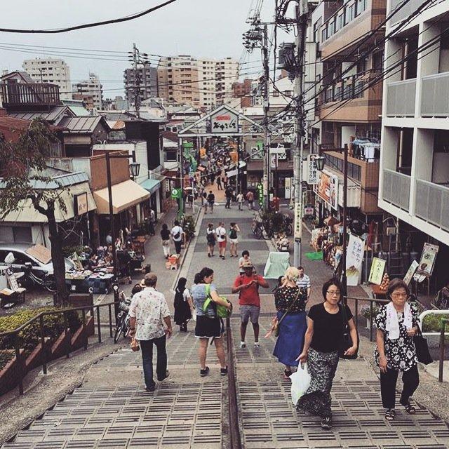 Quattro passi per le strade di Tokyo