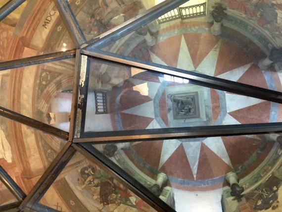 interno della torre, san martino - verona