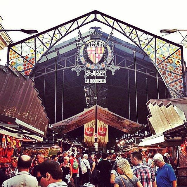 A caccia di occasioni. Guida ai mercati di Barcellona.
