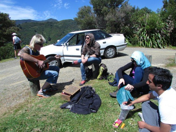 Malborough Sound, Nuova Zelanda
