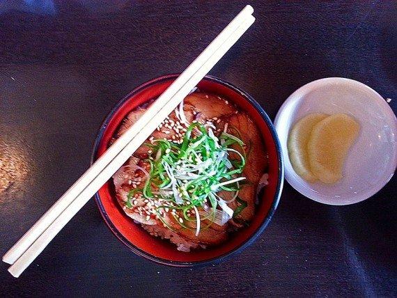 gyudon piatti da provare in viaggio in giappone