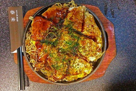 okonomiyaki piatti da provare in viaggio in giappone