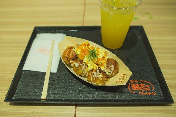 takoyaki piatti da provare in viaggio in giappone