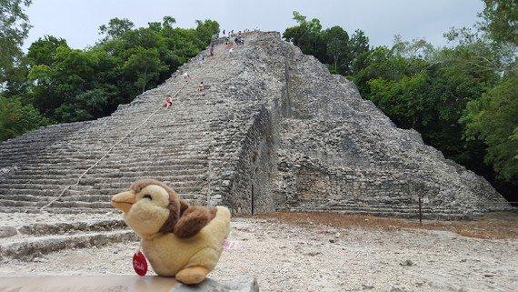 Cobà sito maya Messico