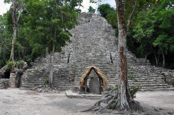 Cobà siti maya messico