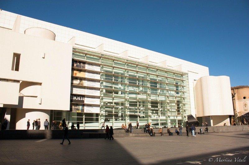 MACBA Barcellona