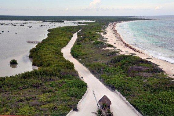 Punta Sur - Cozumel viaggio in Messico