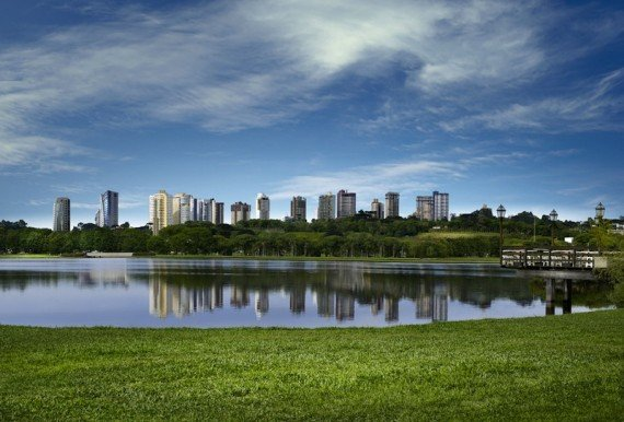 Barigui Park - Curitiba shutterstock_208993927