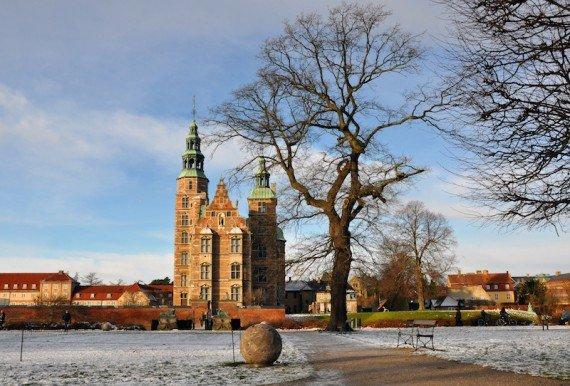 Castello di Rosenborg, Copenaghen