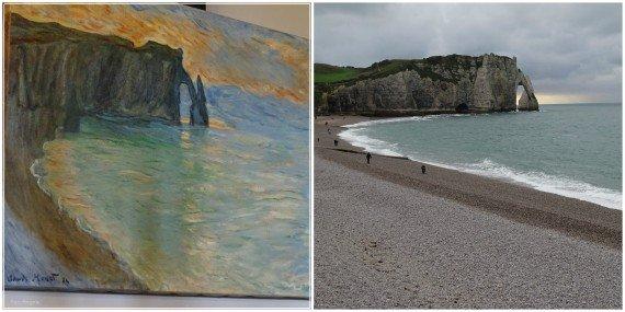 Falesie Monet