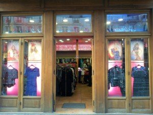 negozi vintage a parigi