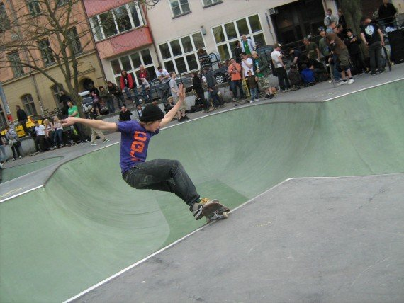 Skater a Stoccolma
