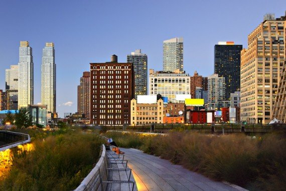 New York, vecchia High Line shutterstock_146675282