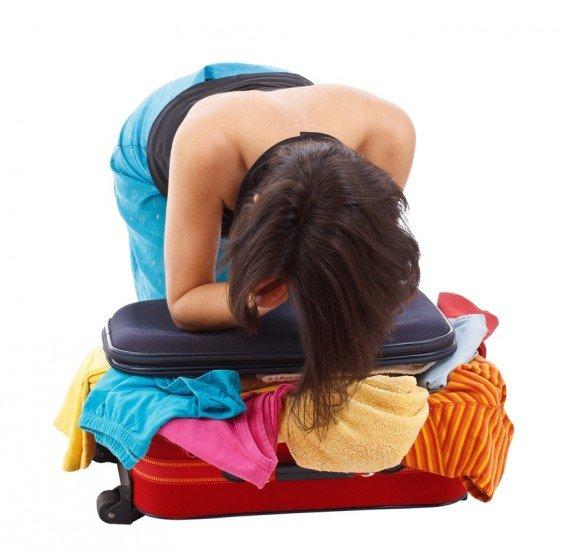 come fare la valigia shutterstock_98809751