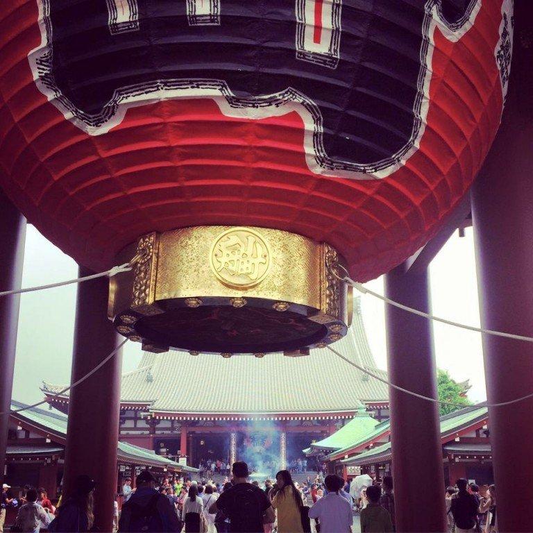 I templi più belli di Tokyo