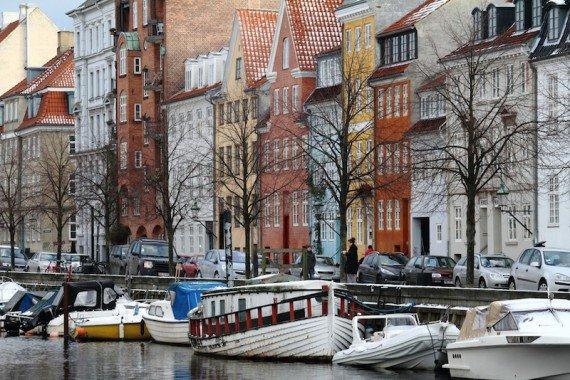 nihavn Capodanno a Copenaghen