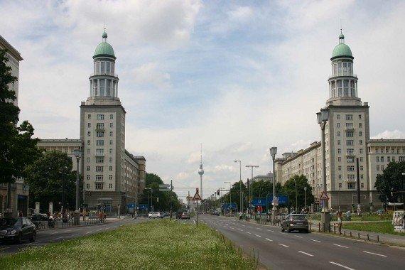 Berlino Est Besondere Karl Marx - cosa vedere