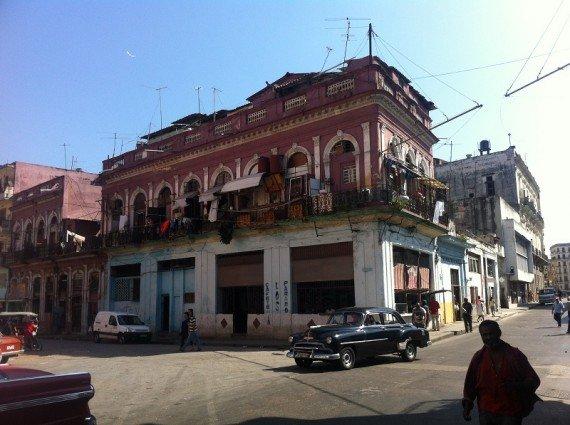 quartieri havana, viaggio a cuba