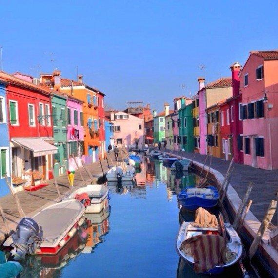 burano isola più bella di venezia da vedere