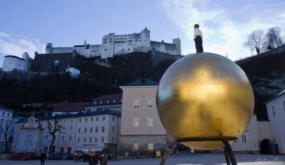 fortezza di salisburgo, austria