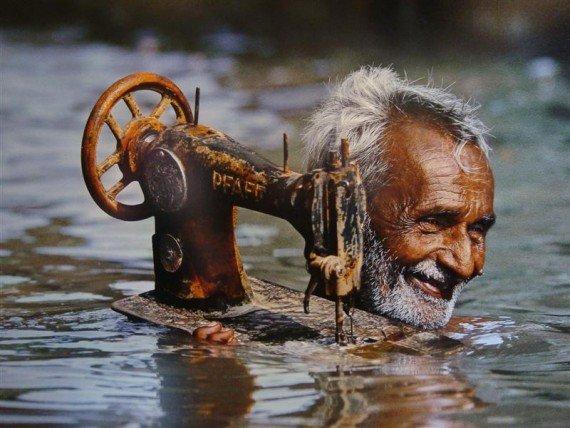 le più belle foto di Steve McCurry mostra fotografica in Italia