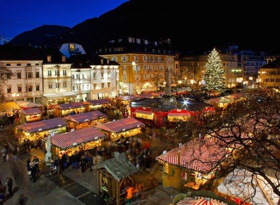 Bolzano mercatini di Natale shutterstock_121632514