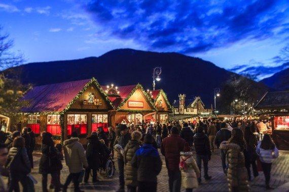 Merano mercatini di Natale shutterstock_210461986