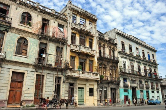 Habana Vieja cosa vedere Havana shutterstock_83614225