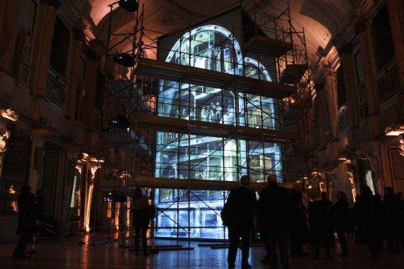 mostra Giotto a Milano, Palazzo Reale