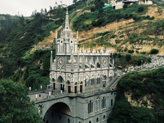 Chiesa di Las Lajas - Colombia