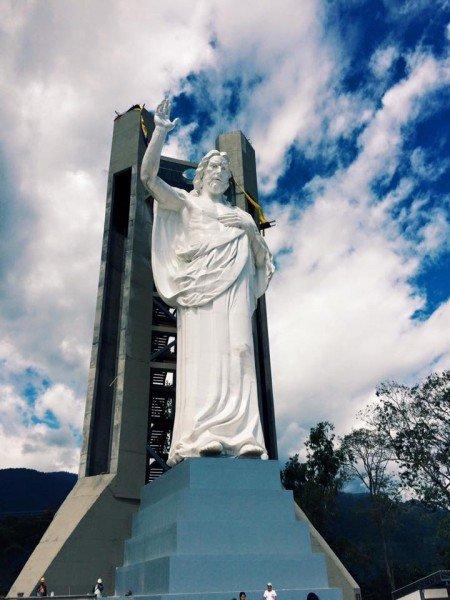 Cristo di Bucaramanga - Colombia