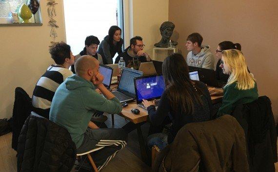 team blog di viaggi giro per l'Italia a piedi